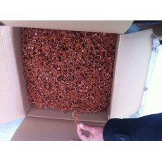Domates Klipsi 24 Mm Kahverengi 100 Adet Fiyatımızdır