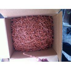 Domates Salkım Askısı Kahveregi 12 Cm  100 adet fiyatımızdır
