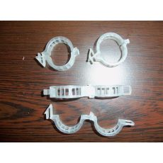 Domates Klipsi Beyaz 24 Mm 100 Adet Fiyatımızdır