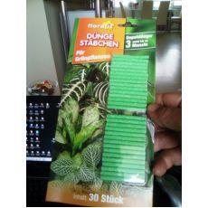 Besin Çubukları Yapraklı Bitkilere