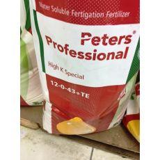 Peters Gübre 15 kilo 12+0+43 Potasyumu Yüksek