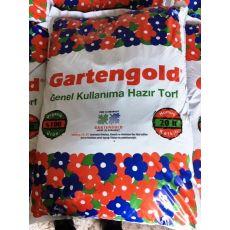 Torf  Turbo Turf İthal Garten Gold 20 Litre